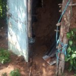 The Water Project: Musango Community D -  Latrine