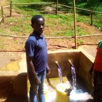 The Water Project: Mudete Community -  Clean Water