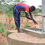 The Water Project: Kyumbe Community A -  Clean Water