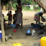 The Water Project: Kolia Community -  Kitchen