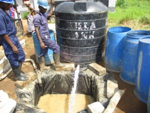 The Water Project:  Water For Drilling