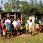 The Water Project: Esibeye Primary School -  Latrines