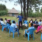 The Water Project: Chepkemel Community -  Training