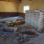 The Water Project: Kivani Primary School -  Construction Materials