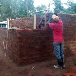 The Water Project: Gidagadi Primary School -  Tank Construction