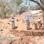 The Water Project: Katuluni Community -  Sand Dam Construction