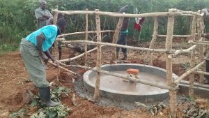 The Water Project:  Well Pad Work