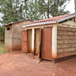 The Water Project: Mbuuni Secondary School -  Latrines