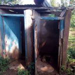 The Water Project: Esibeye Primary School -  Full Latrines