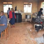 The Water Project: Kaani Lions Secondary School -  Kitchen