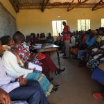 The Water Project: Shisango Secondary School -  Meeting With The Pta