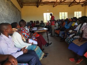 The Water Project:  Meeting With The Pta