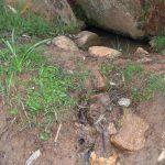 The Water Project: Chandolo Community -  Joseph Ingara Spring