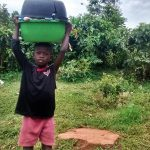 The Water Project: Emwanya Community -  Bring Laundry To Do At The Spring