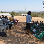The Water Project: Ilinge Primary School -  Training Participants