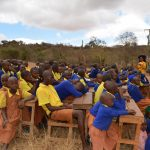 The Water Project: Kivani Primary School -  Training