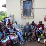 The Water Project: Benke Community, Waysaya Road -  Training