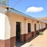 The Water Project: Kivani Primary School -  Tank Guttering