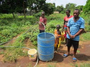 The Water Project:  Yield Testing