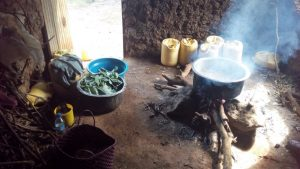 The Water Project:  Cooking Lunch