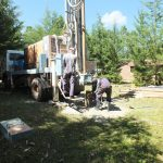 The Water Project: Chepkemel Community -  Drilling