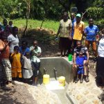 The Water Project: Matsakha A Community, Kombwa Spring -  Clean Water