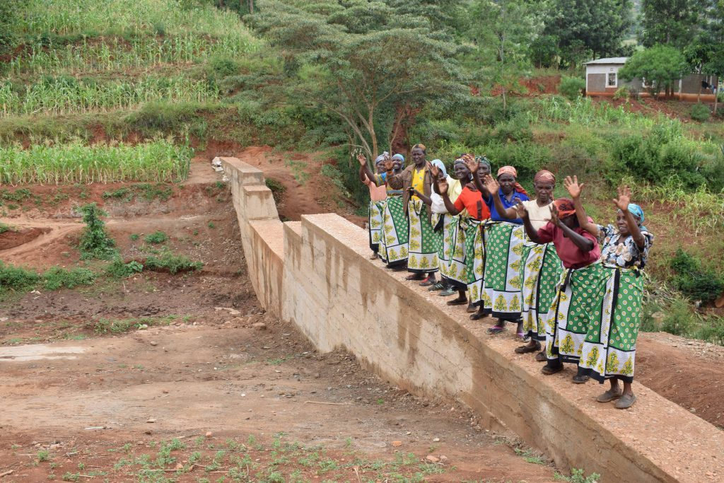 The Water Project : 28-kenya4859-finished-sand-dam