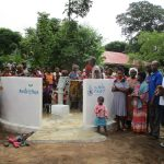 The Water Project: Benke Community, Waysaya Road -  Clean Water