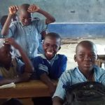 The Water Project: JM Rembe Primary School -  Students In Class