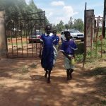 The Water Project: Bukhubalo Primary School -  Carrying Water
