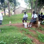 The Water Project: Imbale Secondary School -  Students Studying