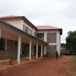 The Water Project: Kaani Lions Secondary School -  School Compound