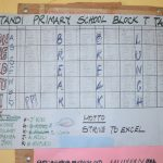 The Water Project: Kitandi Primary School -  Daily Schedule