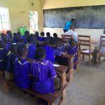 The Water Project: Iyenga Primary School -  Training