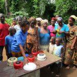 The Water Project: Benke Community, Waysaya Road -  Talking About Dish Racks