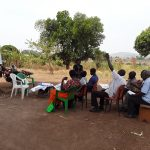 The Water Project: Rubani-Kyawalayi Community -  Training