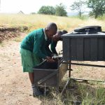 The Water Project: Ilinge Primary School -  Hand Washing Station