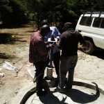 The Water Project: Chepkemel Community -  Pump Installation