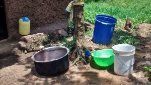 The Water Project:  Water Containers