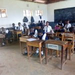 The Water Project: Imbale Secondary School -  Students In Class