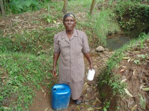 The Water Project:  Mrs Alumola
