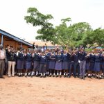 The Water Project: Mbuuni Secondary School -  Students And Staff