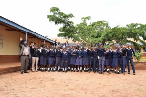 The Water Project:  Students And Staff