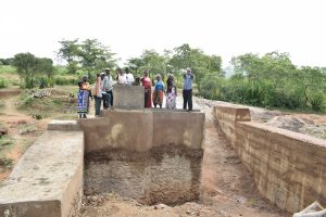 The Water Project:  Finished Well