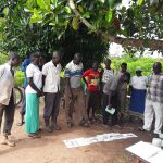The Water Project: Rwentale-Kyamugenyi Community -  Training