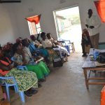The Water Project: Katunguli Community -  Training