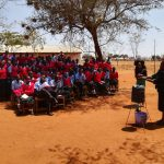 The Water Project: Ikaasu Secondary School -  Training