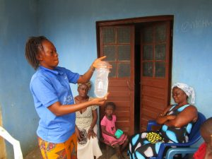 The Water Project:  Solar Disinfection