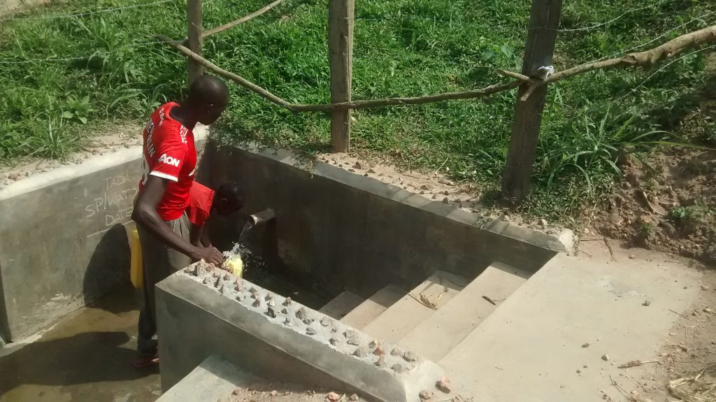 The Water Project : 5-uganda6085-clean-water