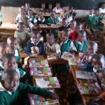 The Water Project: Esibeye Primary School -  In Class